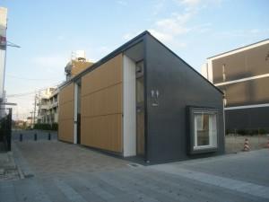 太田川トイレ